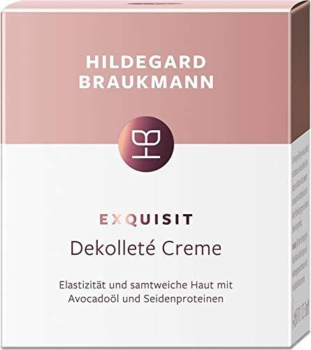 Hildegard Braukmann Exquisit Dekolleté Creme, 50 ml