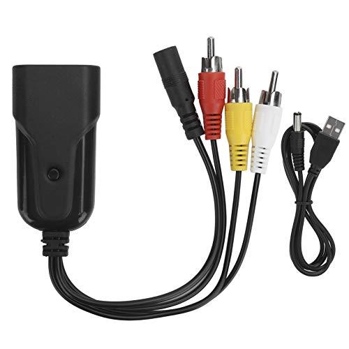 WAQU Câble Adaptateur vidéo-Conv...