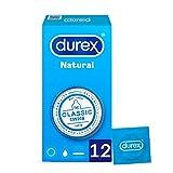 Durex Preservativos Originales Natural Plus - 12 condones