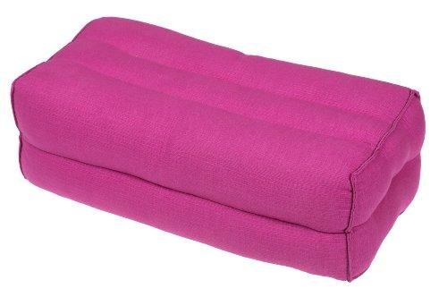 Handelsturm Kissen Block 35x15x10 Naturbaumwolle pink. Perfekt...