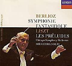 Berlioz: Symphonie Fantastique; Liszt: Les Preludes; Chicago Symphony Orchestra, Sir George Solti