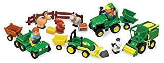 John Deere Preschool - 1st Farm Fun Playset Range - Suitable from 3 years (B000HZE76Q) | Amazon price tracker / tracking, Amazon price history charts, Amazon price watches, Amazon price drop alerts