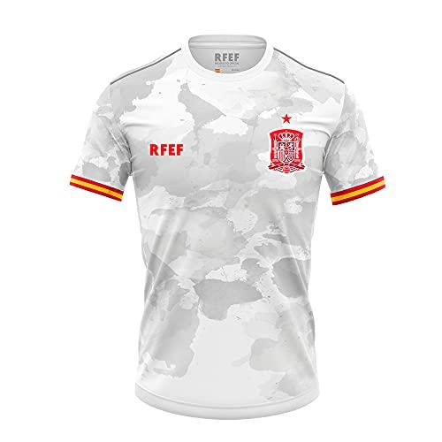 Réplica oficial camiseta segunda equipación rfef 2020