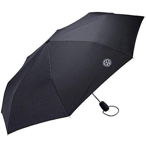 Volkswagen 000087602K Regenschirm, schwarz