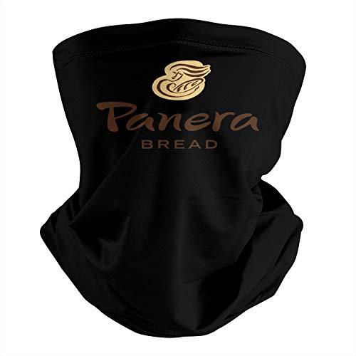 Seamless Windproof Magic Neck Gaiter Scarf Panera-Bread-Logo- Headwear Balaclava Bandana Face Cover