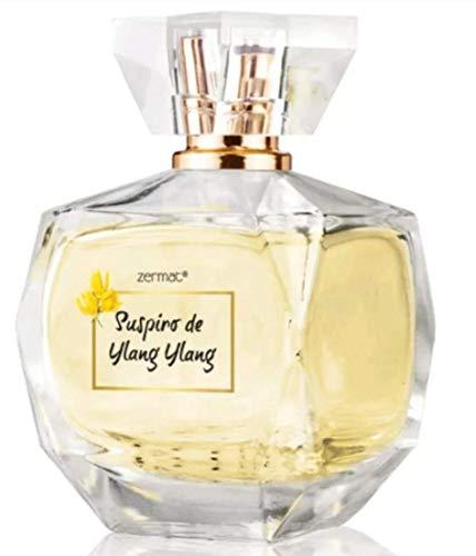 Suspiro de Ylang Ylang, Perfume para Dama By Zermat, 90ml.