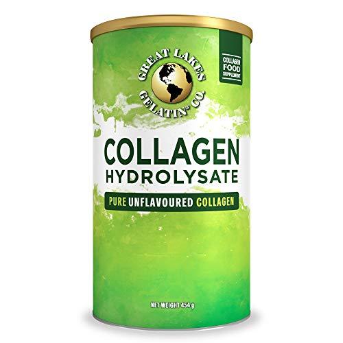 Hydrolysiertes Kollagen - Great Lakes Gelatin Collagen Hydrolysate (Protein) - Pulver - 454g