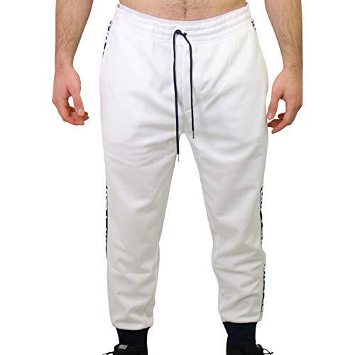 Ralph Lauren Herren Trainingshose Polo Sport Weiß S