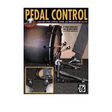 Price comparison product image Pedal Control Drum Book / CD