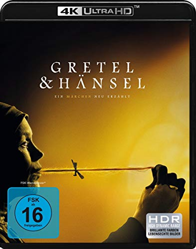 Gretel & Hänsel (4K Ultra HD/4K UHD) [Blu-ray]