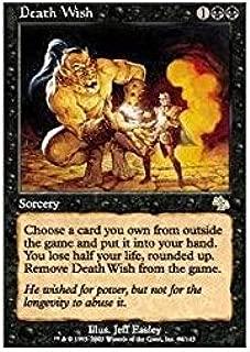 Magic: the Gathering - Death Wish - Judgment