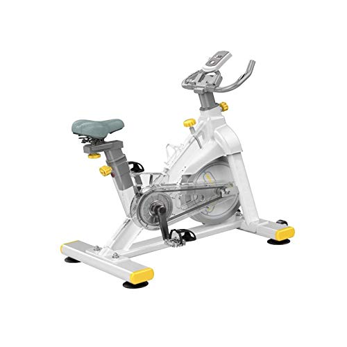 DUTUI Bicicletas De Spinning, Equipos Deportivos De Ciclismo De Interior, Bicicletas Estáticas para El Hogar, Ultra Silenciosas, Adecuadas para Fitness Masculino Y Femenino