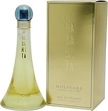 Un Air D'habanita By Molinard For Women. Eau De Toilette Spray 3.4 Ounces