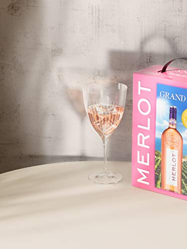 Grand Sud Merlot Rose BIB Trocken (1 x 3 l) - 5