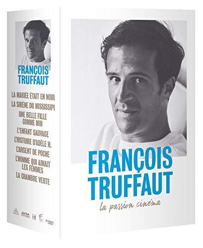 François Truffaut 8 Films-8 DVD