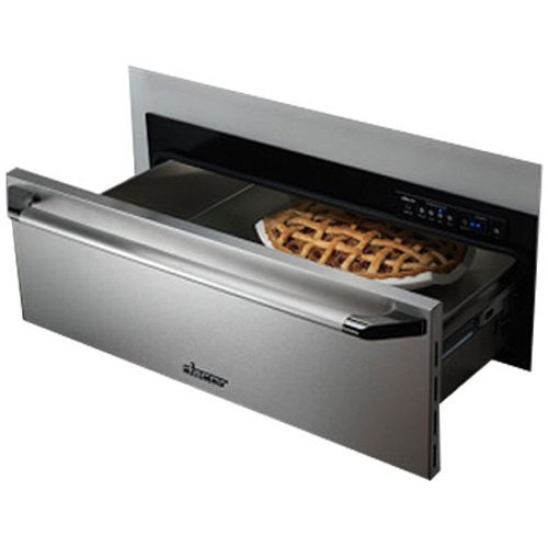 Dacor EWD24SCH Renaissance 24' Epicure Warming Drawer with 500 Watt Heating Element 4 Timer Settings...