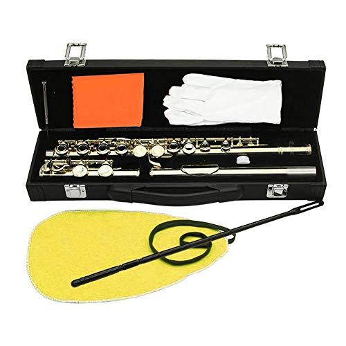 Bnineteenteam Flauta de 16 Agujeros C,...