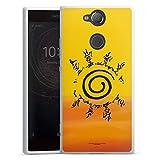 DeinDesign Coque en Silicone Compatible avec Sony Xperia XA2 Étui Silicone Coque Souple Naruto...