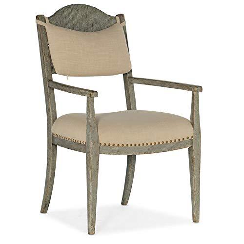 Hooker Furniture Alfresco Aperto Rush Arm Chair