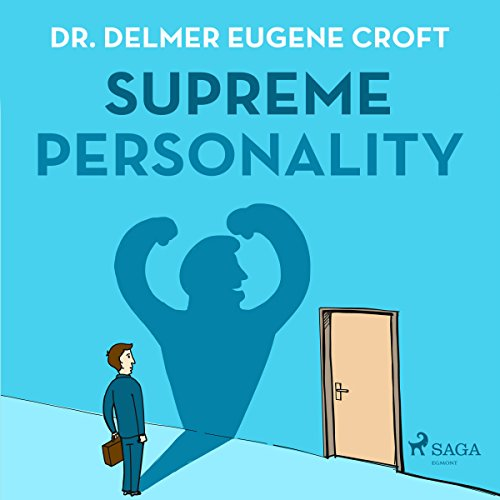 Supreme Personality audiobook cover art