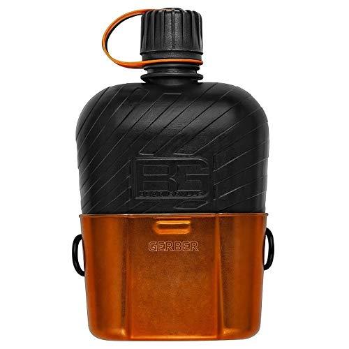 ガーバー GERBER BEAR GRYLLS ベアグリルス サバイバル キャンティーン ウォーターボトル G1062