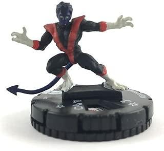 Uncanny X-Men Heroclix: Nightcrawler #002