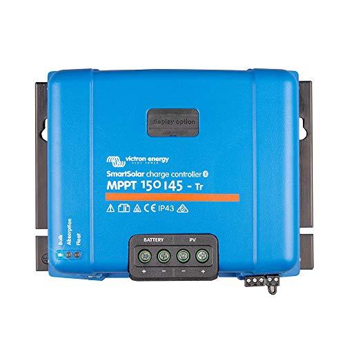 Victron SmartSolar MPPT Solarladeregler 150/45 TR 12V 24V 48V 150V PV Eingang 45A max.