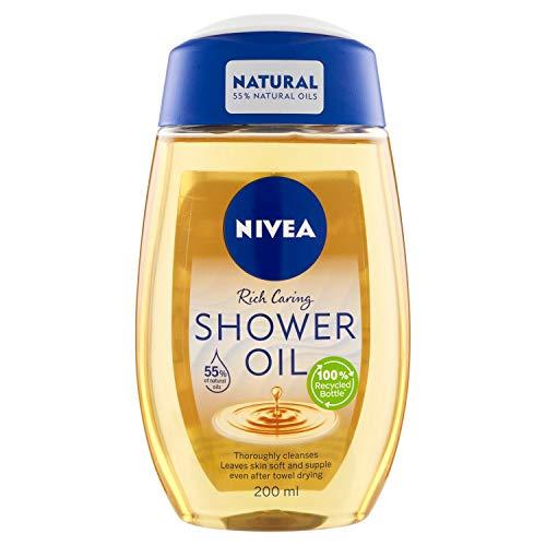 nivea shower oil kruidvat