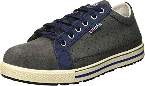 Cofra 35050–002.w42Score S1P SRC scarpe di sicurezza Taglia 42Grigio