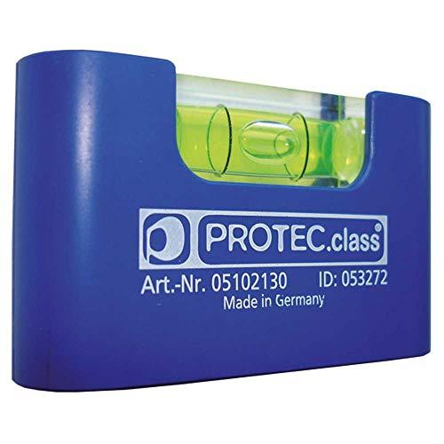 Protec.class Schaltermagnet Wasserwaage Pocket PSWP, 7x2x4 cm
