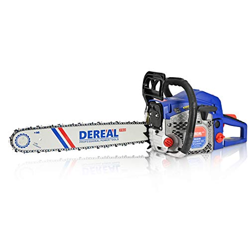 DEREAL Pro 5820H 58CC-2-Cycle Updated Version...
