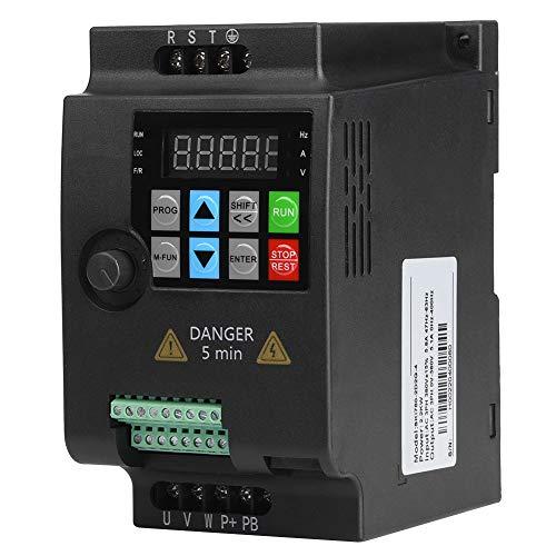 380VAC 1.5kW Frequenzumrichter Wechselrichter 3-Phase 380V to 3-Phase 380V Motordrehzahlregelspindelmotor SKI780