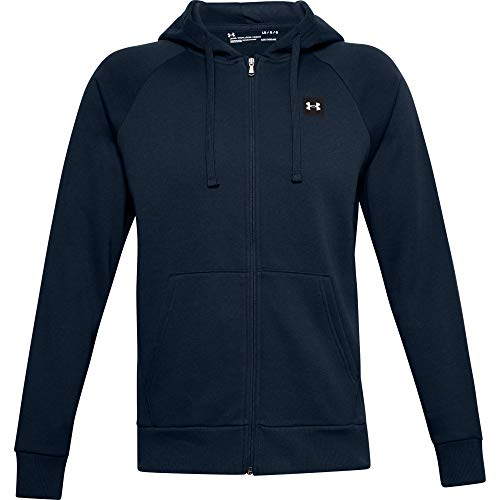 Under Armour Men's Rival Fleece Fz Hoodie