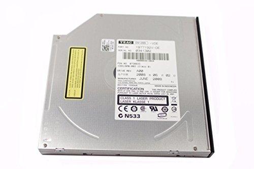 Dell PowerEdge R310 R410 R510 R610 R710 Teac DV-28S SATA Internal Laptop Drive D177C 1977192V-DE CN-0D177C 0D177C