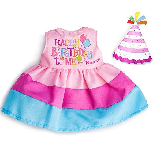 Nenuco de Famosa - Vestido Nenuco Cumpleaños 13006817 (Famosa 700015616)