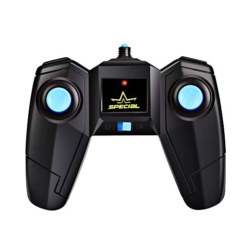 ACECHUM Remote Control Car, RC Stunt Car, 360 Degree Flips Double Sided Rotating Tumbling High Speed 7km/h and 2.4GHz Remote Control Toys for Kids, Toy Cars for Boys and Girls Gifts
