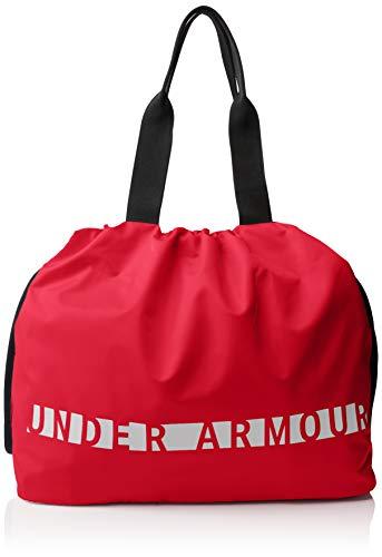 Under Armour UA Favorite Tote Bolsa Deportiva, Mujer, Gris (Jet Gray Black 010), 53 cm x 18 cm x 36 cm