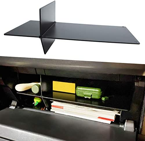 JDMCAR Glove Box Organizer Compatible with Toyota 4Runner Accessories 2010 2020 2021 and Lexus product image