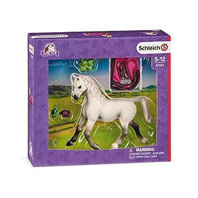 SCHLEICH 41447 Arab mare with Blanket
