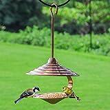Comedero Pajaros Silvestres Bird Feeder Alimentador De Aves Al Aire Libre Contenedor De Caja De Aves Utensilios De Aves Artículos De Venta Beneficiosos Para Jardín De Comedero De Pájaros De Paloma