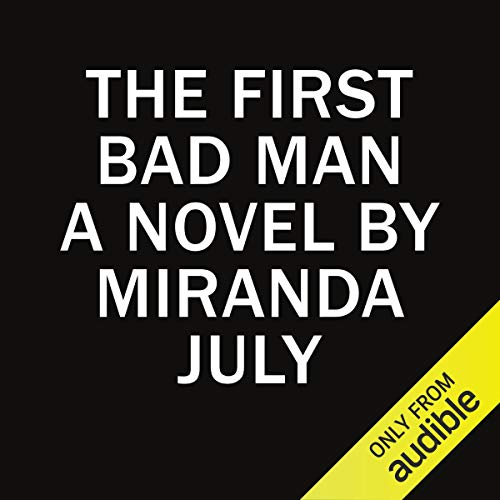 The First Bad Man  By  cover art