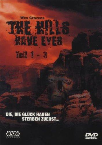 The Hills Have Eyes - Teil 1 - 3 Uncut (3 DVDs) [Alemania]