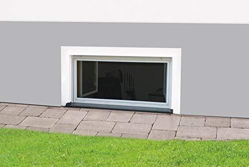 HT Nager-Schutz-Fenster 100 x 60 cm in Weiß