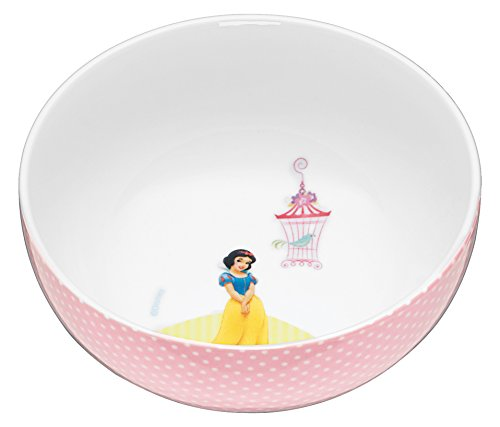 WMF 6043611290 Ciotola Disney Princess, Porcellana