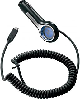 OEM Motorola Car Charger for Motorola DROID BIONIC, Motorola CLIQ 2, CLIQ XT and Motorola DEFY