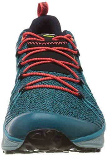 Salewa WS Dropline Gore-TEX Zapatillas de trail running, Ocean/Canal Blue, 37 EU