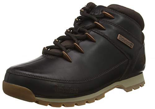 Timberland Herren Euro Sprint Hiker Chukka Boots, Braun (Dark Brown Full Grain), 43.5 EU