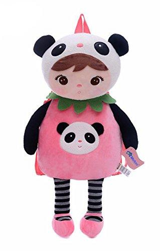 Good Night Angela Cuddly Dolls Plüsch Outdoor Daypack für Kinder Jungen Mädchen, schöne Puppen Kleinkinder Rucksack