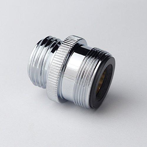 Adapter/Reduzierstück M24x1 Außengewinde auf G1/2