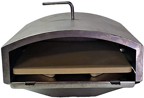 Green Mountain Grills Wood Fired Pizza Oven for Davy Crockett Grill (Small) GMG-4108